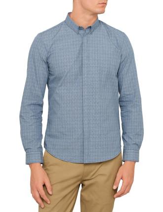 Long Sleeve Margate Check Shirt