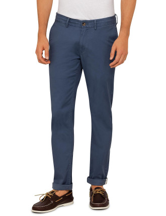 Ec1 Slim Fit Stretch Chino