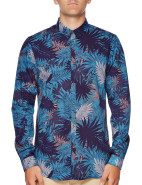 Long Sleeve Jungle Print Shirt $99.95