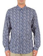 Long Sleeve Liberty Floral Print Shirt $149.95