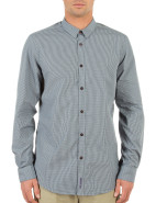Long Sleeve Mini Gingham Check Shirt $99.95