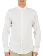 Long Sleeve Stretch Slim Shirt $99.95