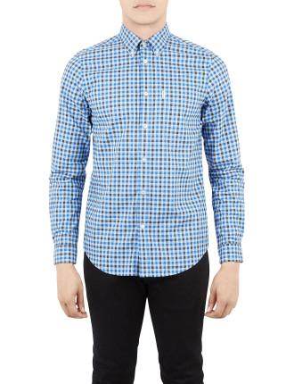 Ls House Gingham Shirt