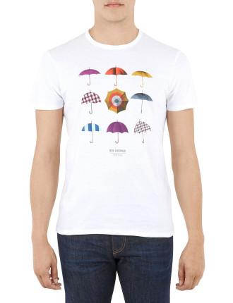 Umbrellas Tee