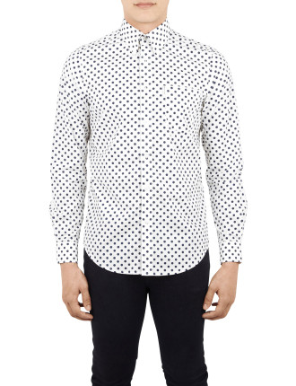 Ls Large Polka Dot