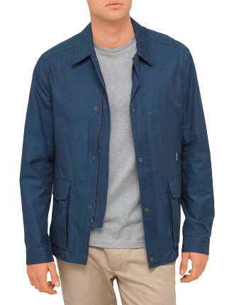 Summer Tonic Utility Jacket