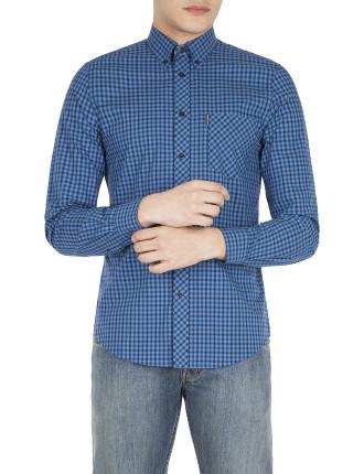Ls House Check Shirt