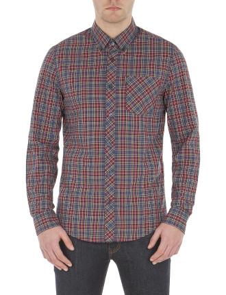 Ls Tartan Shirt