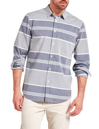 Tobias stripe Shirt