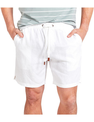 Riveria Linen Short