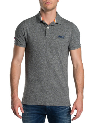 CLASSIC NEW FIT PIQUE POLO
