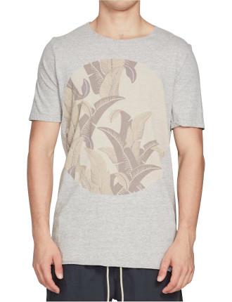 Palm Print Dot T.Shirt