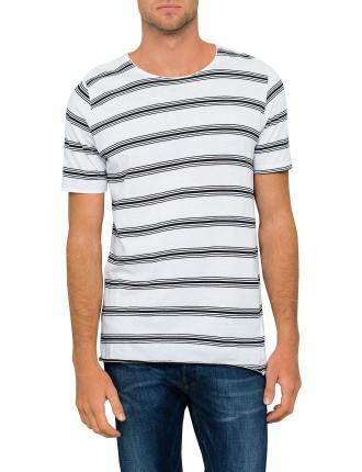 Original Stripe Tail T.Shirt