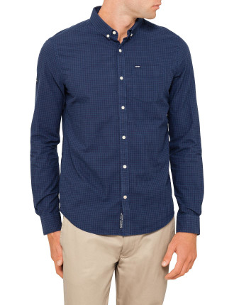 ULTIMATE CITY OXFORD L/S SHIRT
