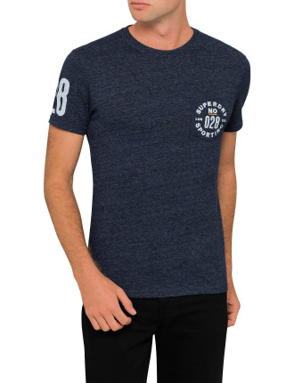 028 SPORTING POCKET TEE