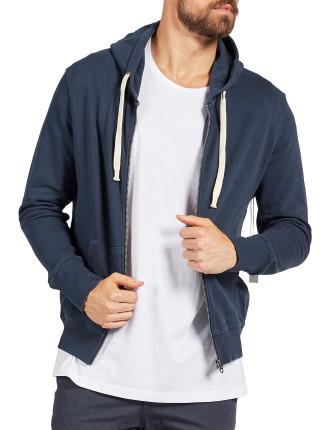 Pigment Basic Zip Hood