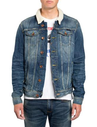 Stormbreaker Denim Jacket