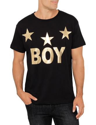 Boy Tri Star Tee