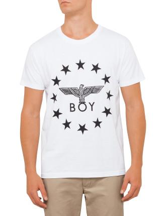 Boy Globe Star Tee