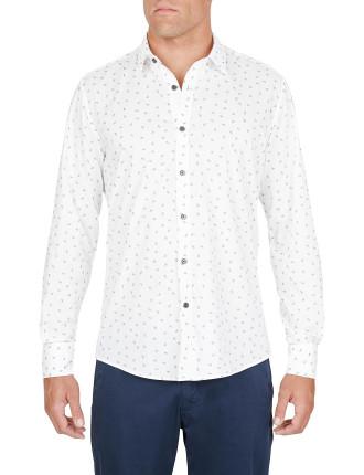Slim Shirt Contrast