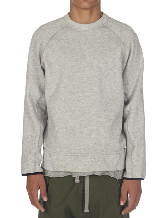 Fleece Crew Sweater