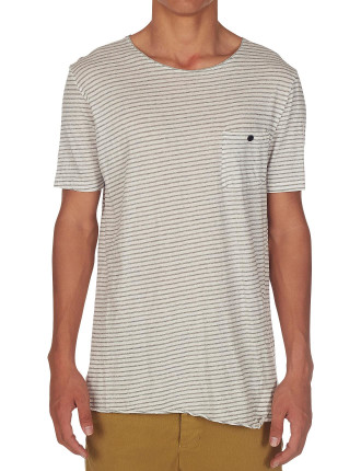 Stripe Original Pocket T-Shirt