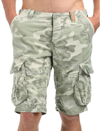 Camo Ripstp Lt Short