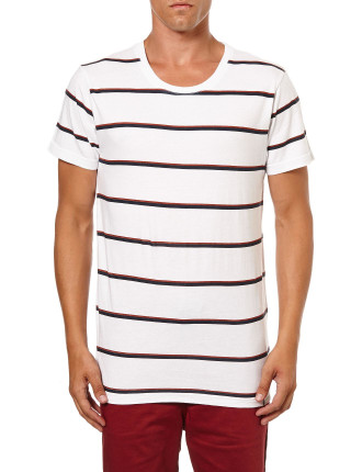 Harvard Stripe Tee