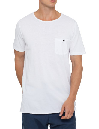 Button Pocket Tee