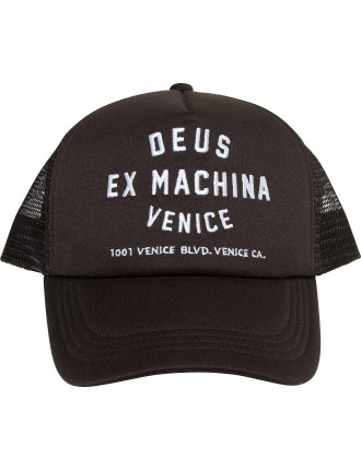 Venice Address Trucker