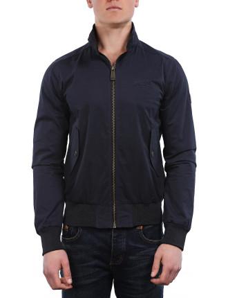 Longhorn Harrington-Jacket