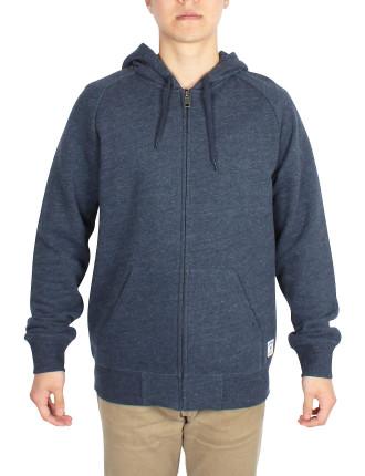 Hooded Holbrook Zip Sweat