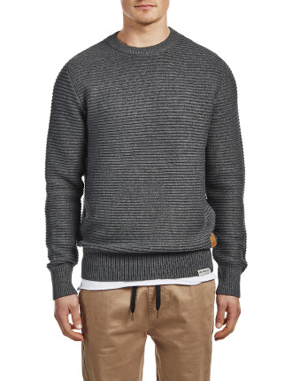 Chunky Crew Knit