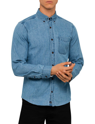 Albie Denim Shirt