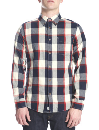 Albie Check Shirt