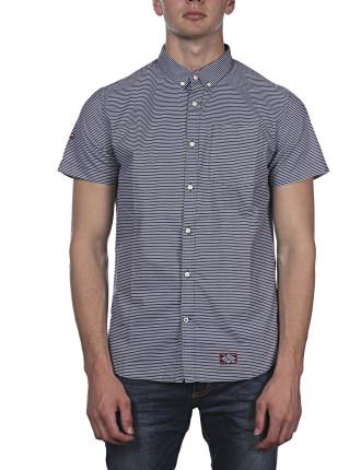 London Button Down S/S Shirt