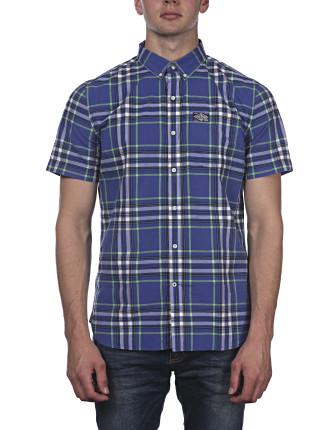 Washbasket Button Dwn Ss Shirt