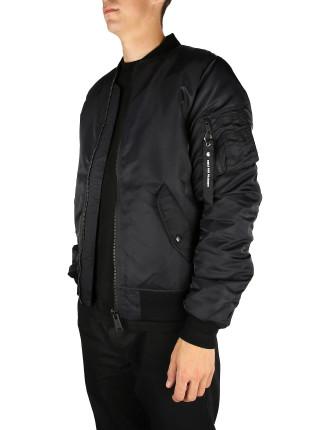 Ashton Bomber Jacket