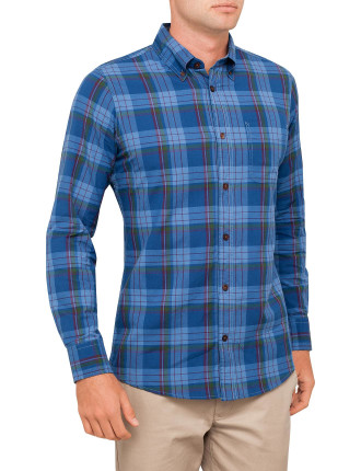 Albie Overdyed Check