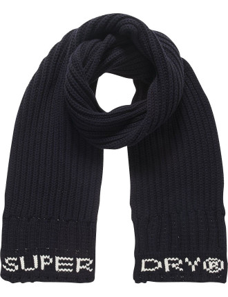 Sd Tipped Scarf