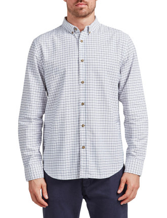 Brookes Oxford Check Shirt