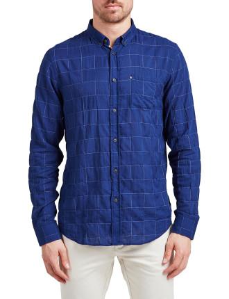 Easton Window Check Shirt