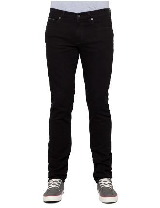 Skinny Black Denim Jean