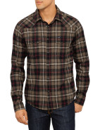 Checking Out Sawtooth Shirt $49.97