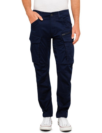 ROVIC ZIP 3D TAPERED JEANS