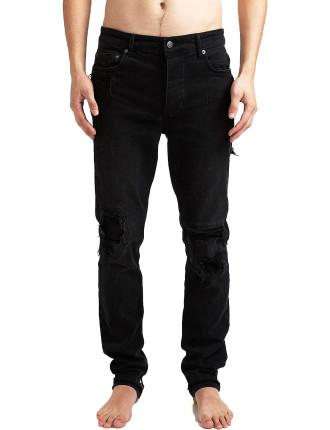 Chitch Boneyard Black Jean