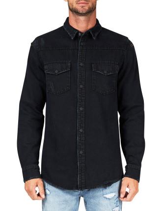 Savage Black Haze Shirt