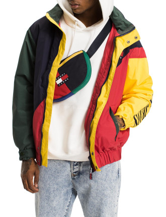 TOMMY JEANS 90s COLORBLOCK SAILING JACKET