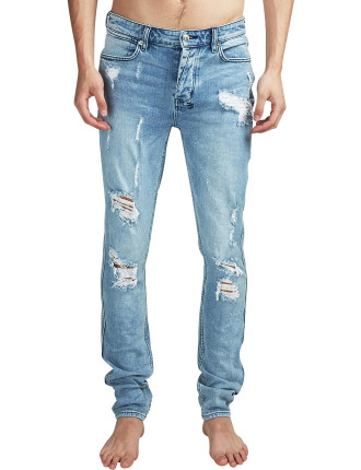 Van Winkle Trashed Skinny Jean