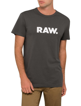 Holorn Raw Logo S/S Tee